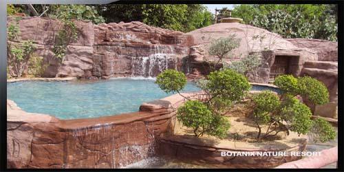 botanix resort swimming pool