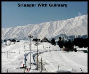 Srinagar wth Gulmarg