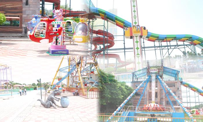 Jurassic Park Inn Sonipat Amusement Park Sonipat