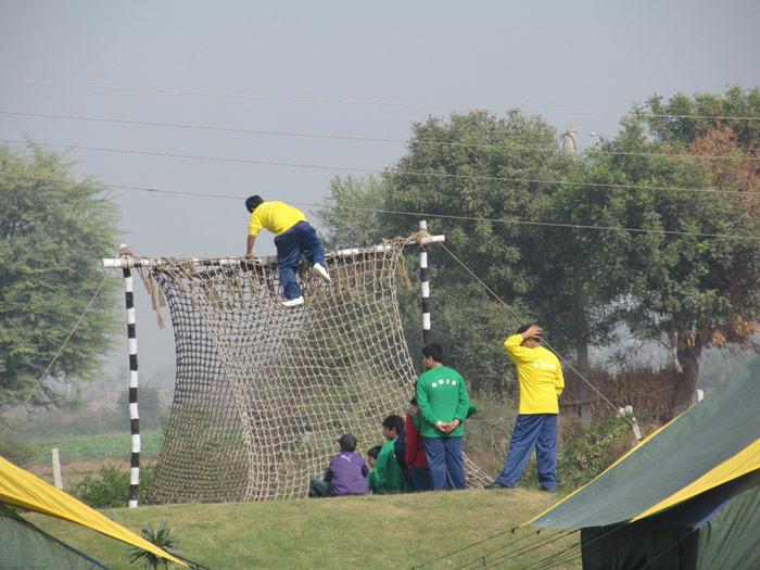 camp mustang photo