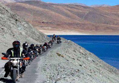 manali ladakh bike trip